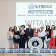 Fulfill dreams and develop business. Report from the Women's Entrepreneurship Forum 2018